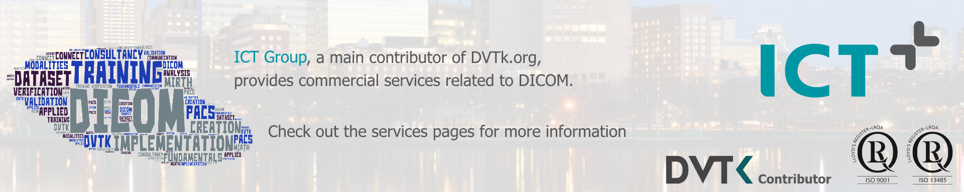 DVTk · DVTk, a must have for anybody working with DICOM!